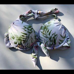 H&M 34A Push Up Bikini Top